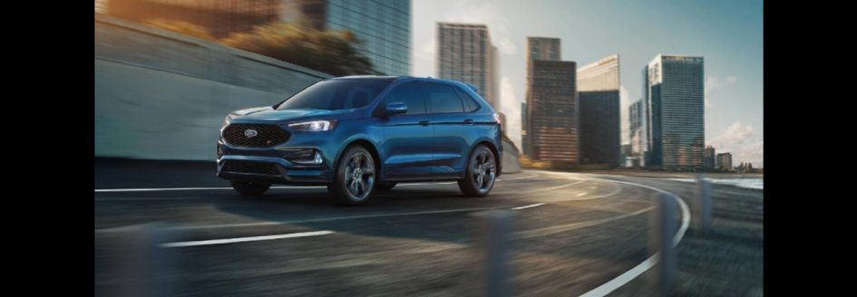 The new 2019 Ford Edge that will feature Ford CoPilotFord Co-Pilot360™